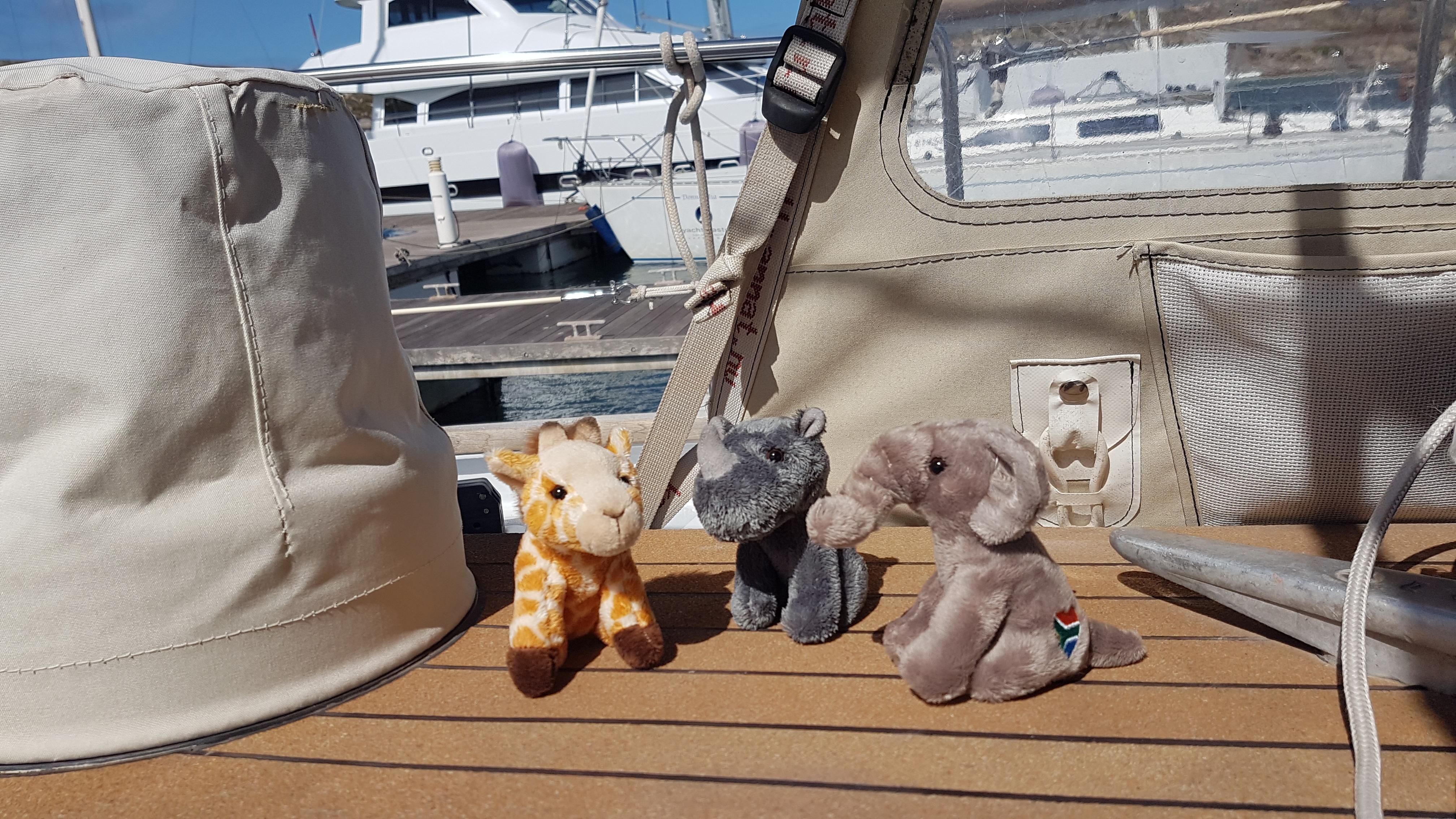 segla över atlanten tid