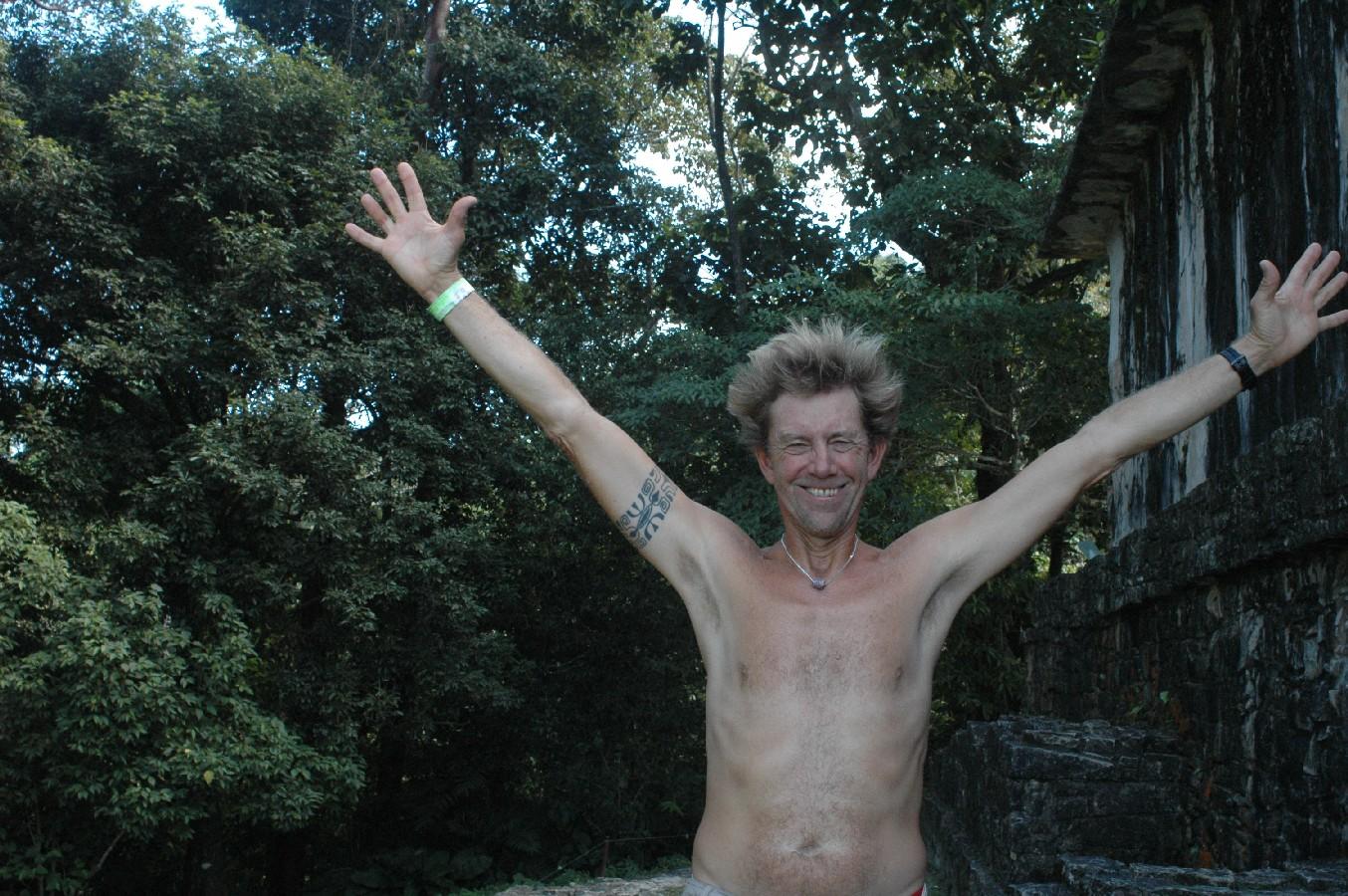 Eric i djungeln