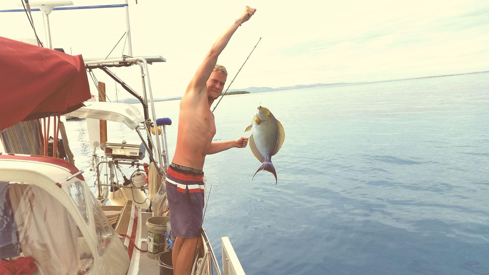 Jens fiskar