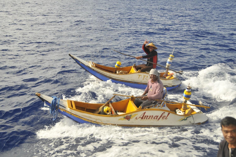 Mopedbåtar Filippinerna