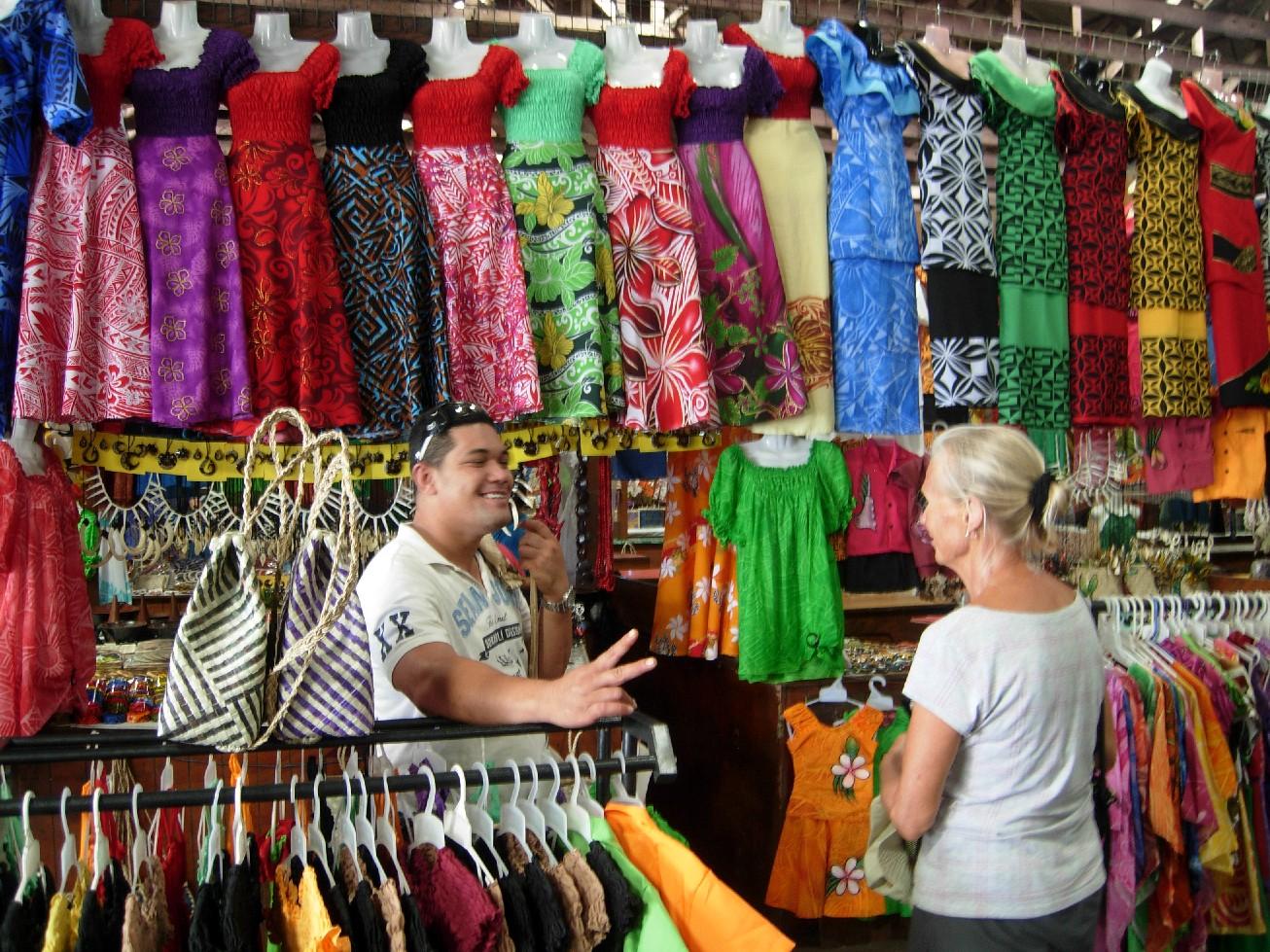 Samoa dresses