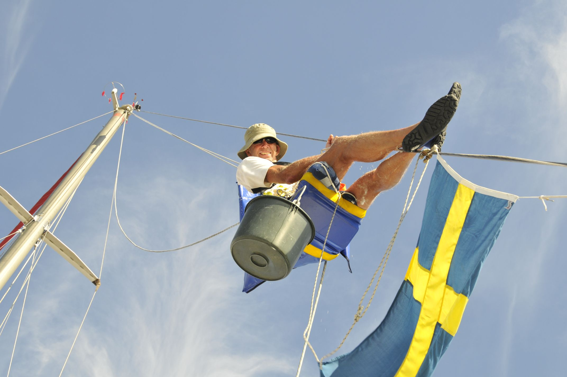 Svensk riggrengörare